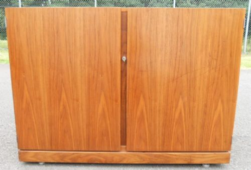 Teak Cupboard Cabinet by Gordon Russell